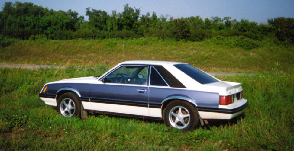 1982 Ford Mustang LX picture