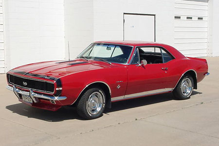 Picture of 1967 Chevrolet Camaro, exterior