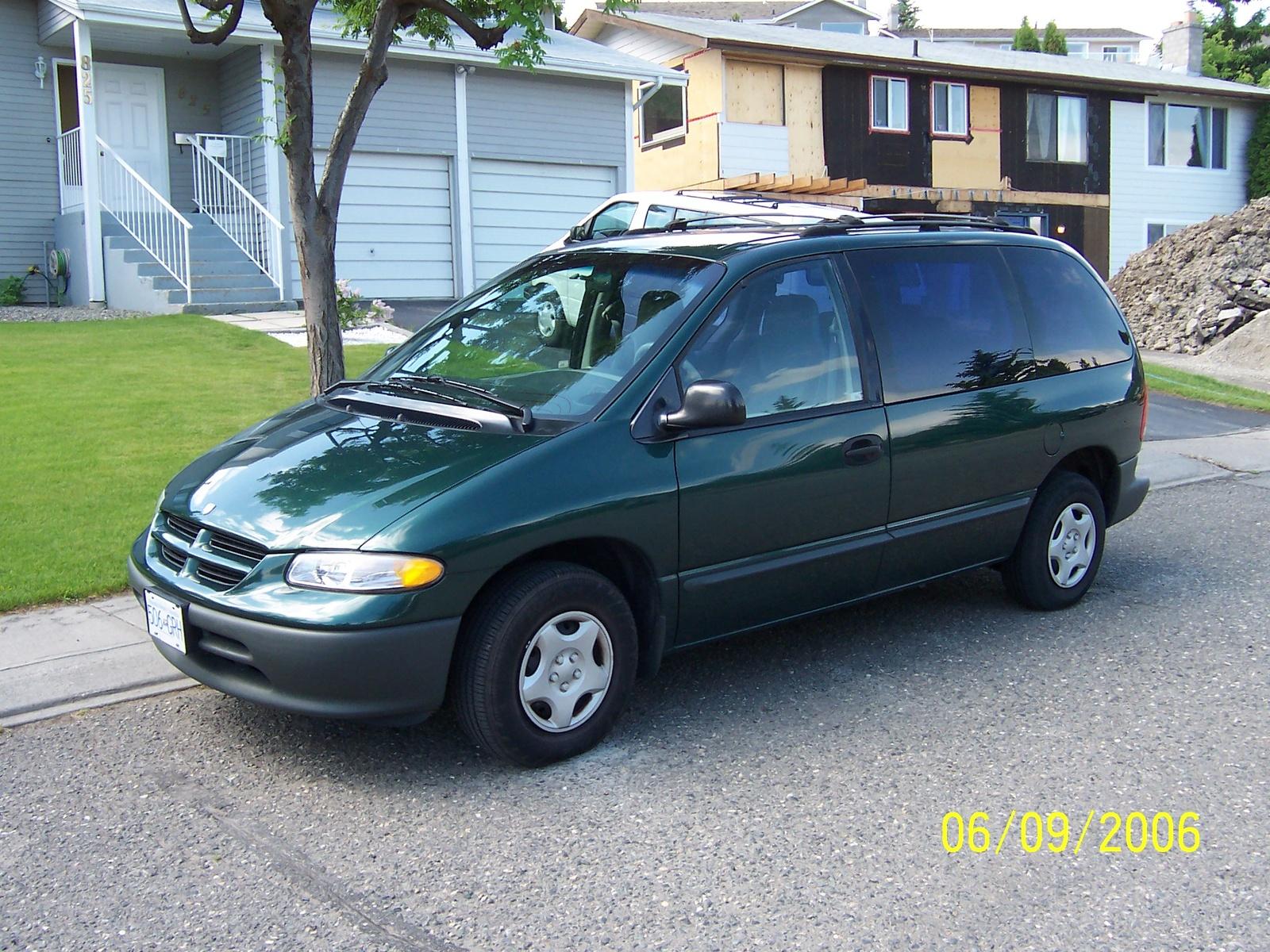 1997 Dodge Caravan Pictures Cargurus