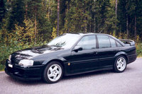 1991 Lotus Carlton Overview