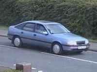 1985 Vauxhall Cavalier Overview