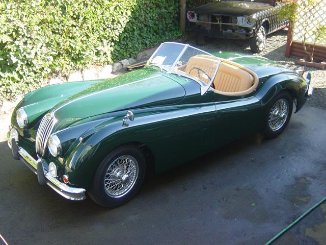 1956 Jaguar XK140 - Pictures - CarGurus