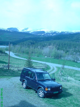 2000 Land Rover Discovery Series II picture