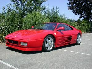 Picture of 1996 Ferrari F355