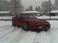 Picture of 1991 Mitsubishi Eclipse GSX Turbo AWD, exterior, gallery_worthy