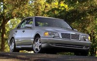 Picture of 1998 Mercedes-Benz C-Class C 43 AMG, exterior, gallery_worthy