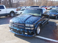 2003 Chevrolet S-10 3 Dr LS Xtreme Extended Cab SB picture (after)