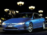 Picture of 2001 Peugeot 406, exterior
