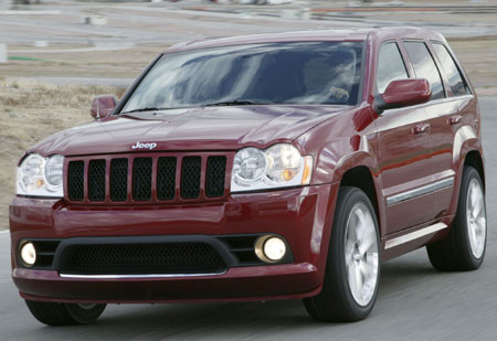 Picture of 2006 Jeep Grand Cherokee SRT8