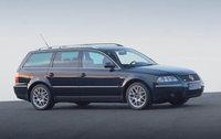 Picture of 2002 Volkswagen Passat W8 Wagon, exterior
