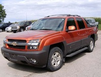2004 Chevrolet Avalanche Overview