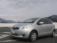 2007 Toyota Vitz Overview