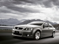 2007 Holden Statesman Overview