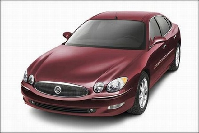 Picture of 2007 Buick LaCrosse CXL