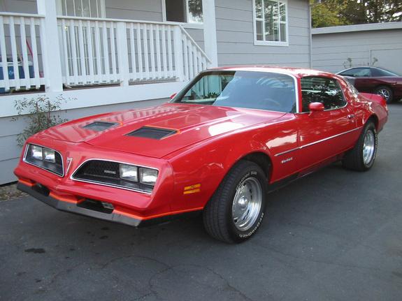 Picture of 1978 Pontiac Firebird, exterior