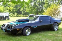 1979 Pontiac Trans Am, Picture of 1977 Pontiac Firebird, exterior