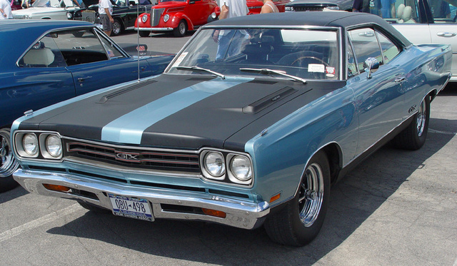 Picture of 1969 Plymouth GTX, exterior