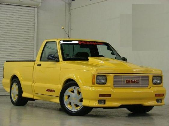 Picture of 1991 GMC Syclone 2 Dr Turbo AWD Standard Cab SB
