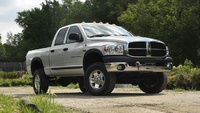 2008 Dodge Ram Pickup 2500, side, manufacturer, exterior
