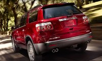 2008 GMC Acadia SLT-1 FWD, back, exterior, manufacturer, gallery_worthy