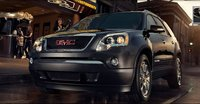 2008 GMC Acadia SLT-1 FWD, front, exterior, manufacturer, gallery_worthy