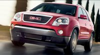 2008 GMC Acadia Overview