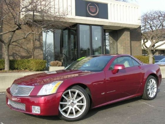 Picture of 2007 Cadillac XLR-V Base, exterior, gallery_worthy