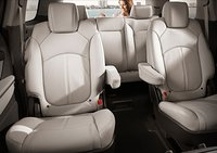 2008 GMC Acadia SLT-1 FWD, seats, interior, manufacturer, gallery_worthy