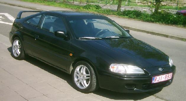 1996 Toyota Paseo