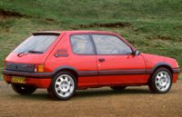Picture of 1988 Peugeot 205, gallery_worthy