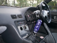 Picture of 1990 Nissan 240SX 2 Dr SE Hatchback, interior
