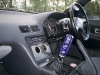 Picture of 1990 Nissan 240SX 2 Dr SE Hatchback, interior