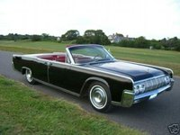 Picture of 1964 Lincoln Continental