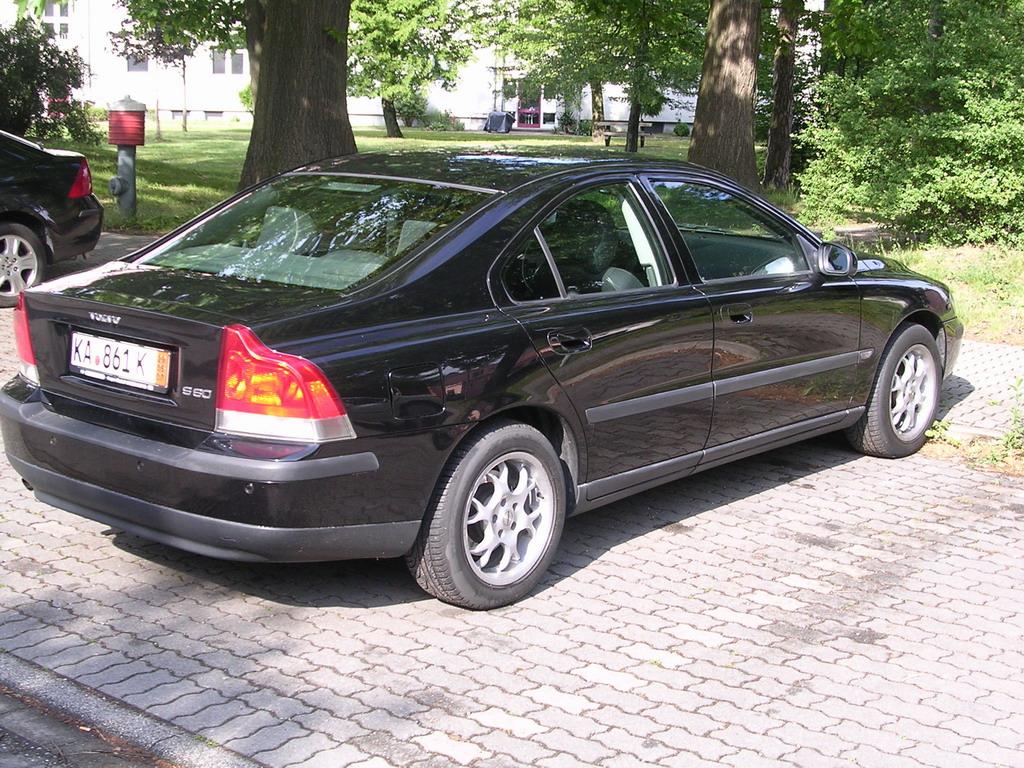 2001 Volvo S60 Pictures Cargurus