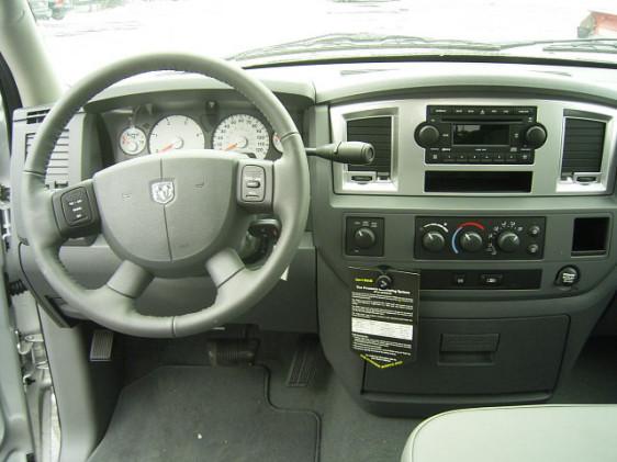 2008 Dodge Ram Pickup 3500 Interior Pictures Cargurus