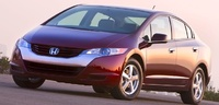 2009 Honda FCX Clarity Picture Gallery
