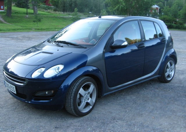 Picture of 2005 smart forfour