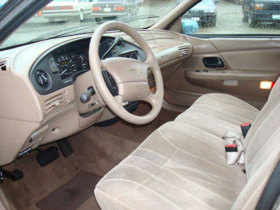 Ford Taurus Dr Gl Sedan Pic