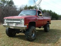 Picture of 1981 Chevrolet C/K 10