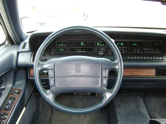 Picture of 1993 Oldsmobile Ninety-Eight 4 Dr Regency Elite Sedan, interior, gallery_worthy
