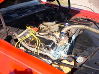 1978 Pontiac Firebird picture, engine