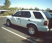 2000 Honda Passport Picture Gallery