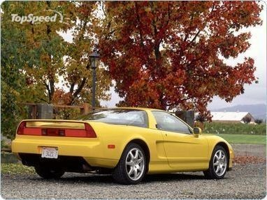 In 1990, Acura Combined The Two Crafts Into The NSX Producing The Samurai  Sword Of The Sports Car ...