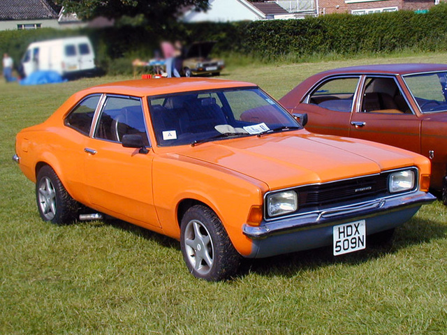 Picture of 1974 Ford Cortina
