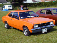 1974 Ford Cortina Overview