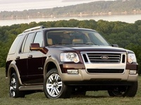 2006 Ford Explorer Limited V6 picture, exterior