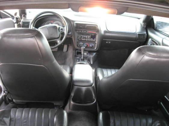 2000 Chevrolet Camaro Interior Pictures Cargurus