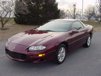 Picture of 2001 Chevrolet Camaro Z28 Coupe, exterior