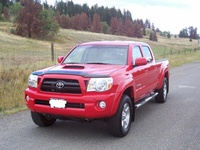 2006 Toyota Tacoma Picture Gallery