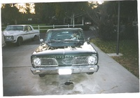 1966 Plymouth Barracuda picture, exterior